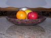 Polecam misy na owoce średnica 25 i 30 cm z różnych materiałów na zamówienie.